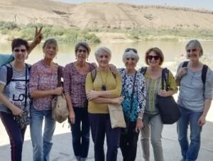 Delegación Madres por la Paz (Octubre2018)